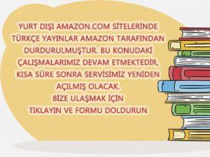 Amazon'da Turkce Kitap Yayini